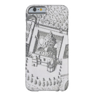 The Hermitage and the Maison Blanc at the Chateau Barely There iPhone 6 Case