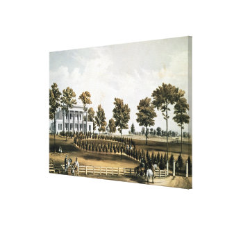 The Hermitage Canvas Print
