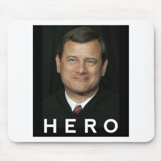 The Hero Mouse Pad