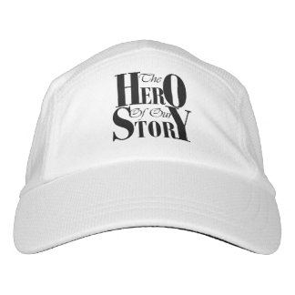 The Hero of our Story cap