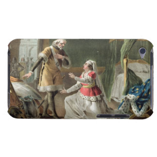The Heroic Devotion of Marguerite of Provence (121 iPod Touch Case
