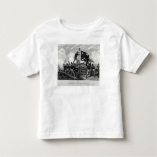 The Heroism of Sergeant William Jasper Toddler T-shirt