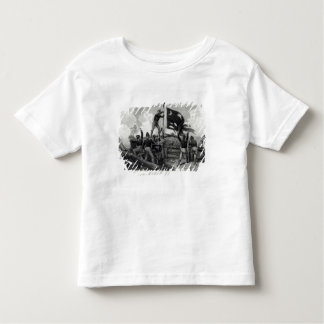 The Heroism of Sergeant William Jasper Toddler T-shirt