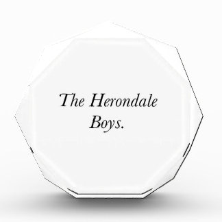 The Herondale Boys Award