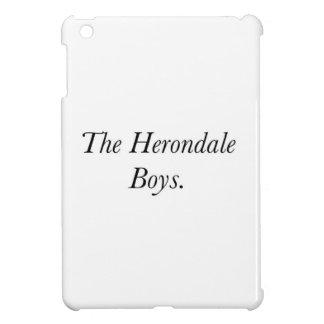 The Herondale Boys Case For The iPad Mini