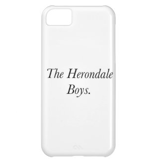 The Herondale Boys iPhone 5C Cover