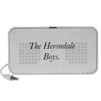 The Herondale Boys Speakers