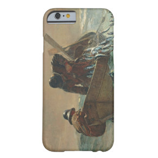 The Herring net, 1885 (oil on canvas) Barely There iPhone 6 Case