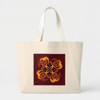 the hex jumbo tote bag