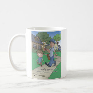 The Hiccup Book - mug - The Mailman