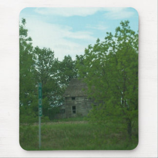 The Hidden Buildings Mouse Pad