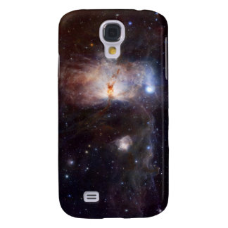 The hidden fires of the Flame Nebula Samsung Galaxy S4 Cases