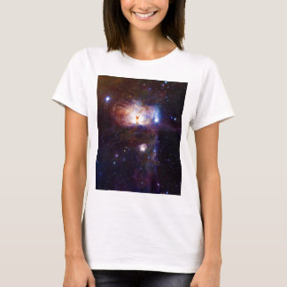 The Hidden Fires of the Flame Nebula NGC 2024 T-Shirt