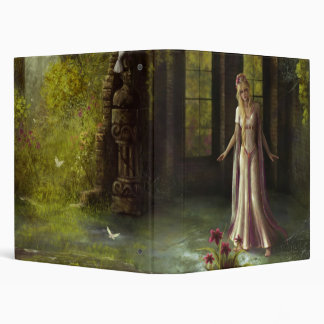 The Hidden Place 3 Ring Binder