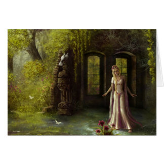 The Hidden Place Greeting Cards