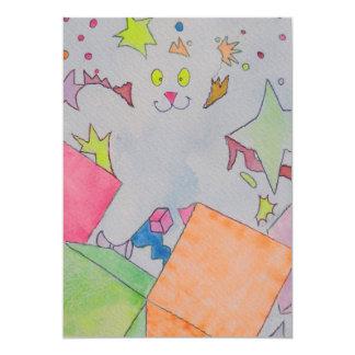 The Hidden Teddy Card