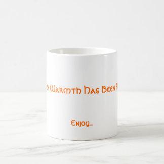 The Hidden Warmth Has Been Released... Magic Mug