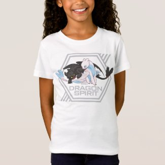 The Hidden World | Toothless & Light Fury T-Shirt