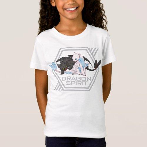 The Hidden World  Toothless  Light Fury T_Shirt