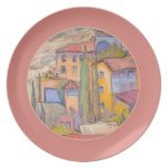 The Hideaway, Provence Decorative Plate, Collect Dinner Plate