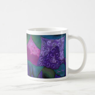 The Hideaway - Purple and Magenta Heaven Coffee Mug