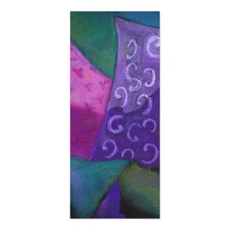 The Hideaway, Purple Pink Heaven Card