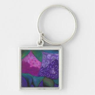 The Hideaway, Purple Pink Heaven Keychain