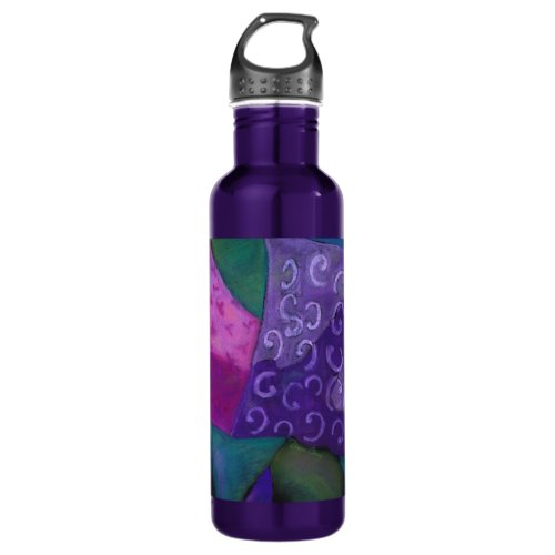 The Hideaway, Purple Pink Heaven Water Bottle
