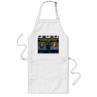 The hiding from the wife pub apron