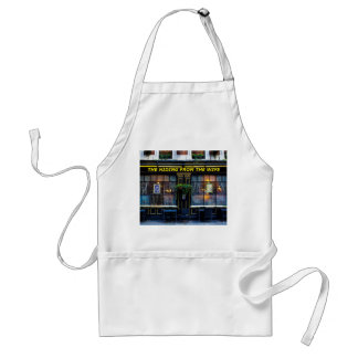 The hiding from the wife pub aprons