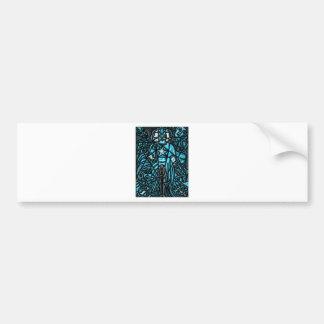 The Hierofant Bumper Sticker