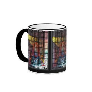 The hierophant coffee mug