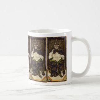 The Hierophant Tarot Card Coffee Mug