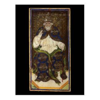 The Hierophant Tarot Card Postcard