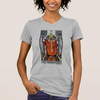 The Hierophant Tarot Card Shirt