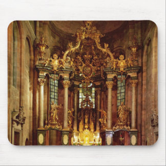 The high altar in the east choir mouse pad