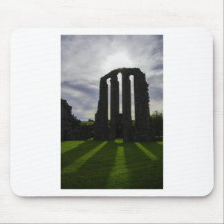 The High Altar sun beams Mouse Pad