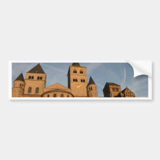 The High Cathedral of Saint Peter, Trier Bumper Sticker