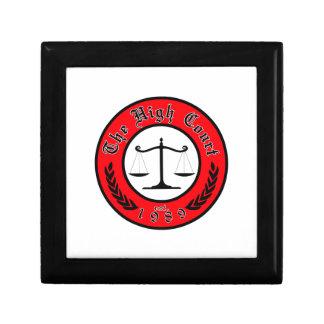 The High Court band logo Gift Box