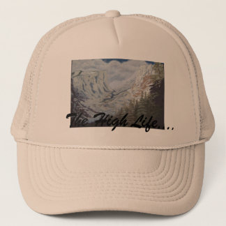 'The High Life' Truckers Hat