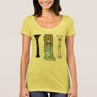 The High Priestess American Apparel Scoop Neck T-Shirt