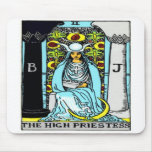 The High Priestess Mouse Pad