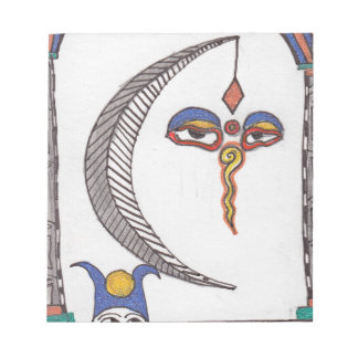 the high priestess notepads