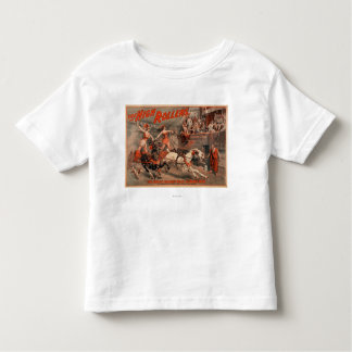 "The High Rollers - Ben Hur ""Bend Her"" Theatre Toddler T-shirt"