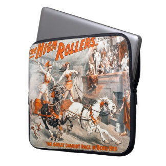 The High Rollers, Neoprine Laptop Sleeve