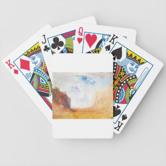 The High Street, Oxford by William Turner Bicycle Playing Cards