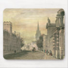 The High Street, Oxford, engraved by G. Hollis Mouse Pad