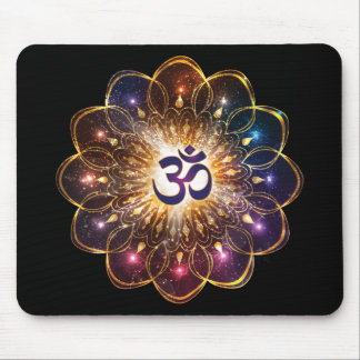 The higher power of Om Mouse Pad