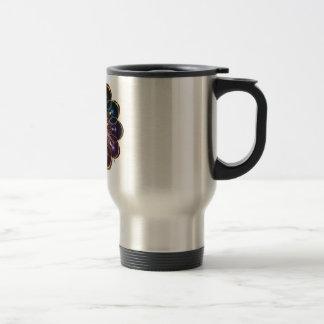 The higher power of Om Travel Mug