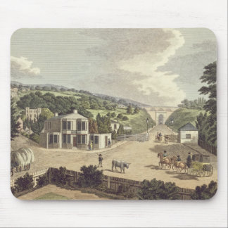 The Highgate Archway Mouse Pad